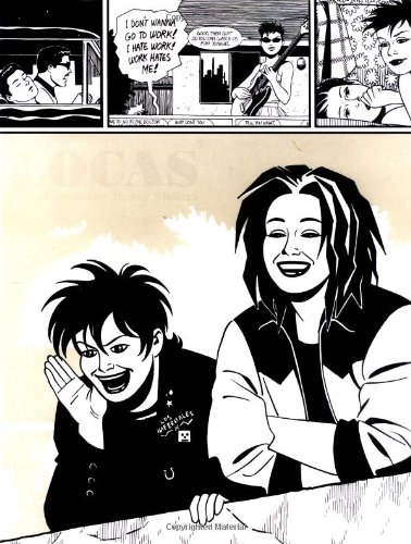 Locas: The Maggie and Hopey Stories (Love & Rockets): Hernandez, Jaime