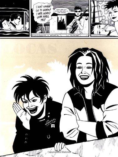 Locas: The Maggie and Hopey Stories (Love: Jaime Hernandez