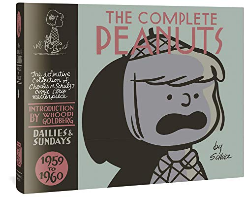 9781560976714: The Complete Peanuts Volume 5: 1959-1960