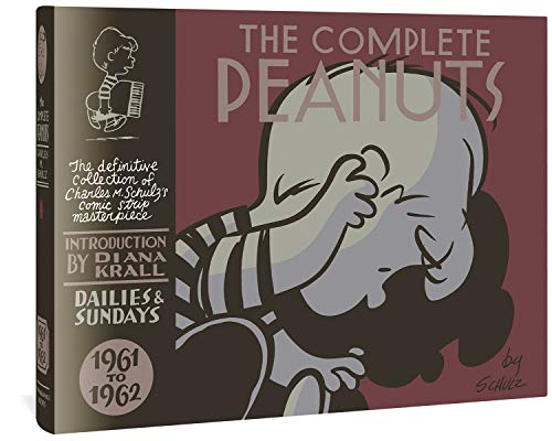 9781560976721: The Complete Peanuts 1961-1962 (Vol. 6) (The Complete Peanuts)