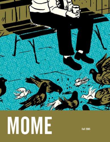 Mome Vol. 2 (Fall 2005) (v. 2) (1560976845) by Groth, Gary; Reynolds (ed), Eric
