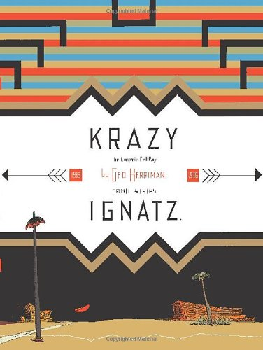 Krazy & Ignatz: Komplete 1935-1936 A Wild Warmth of Chromatic Gravy (156097690X) by Herriman, George
