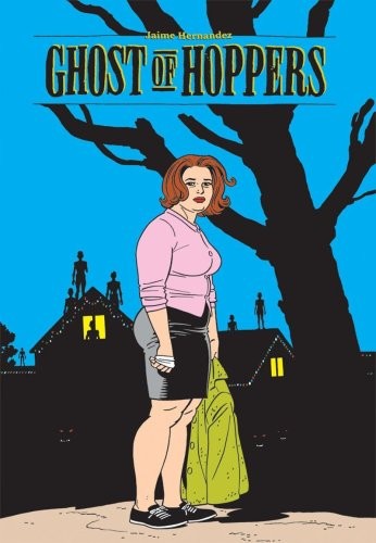 9781560977001: Ghost of Hoppers (Love and Rockets)
