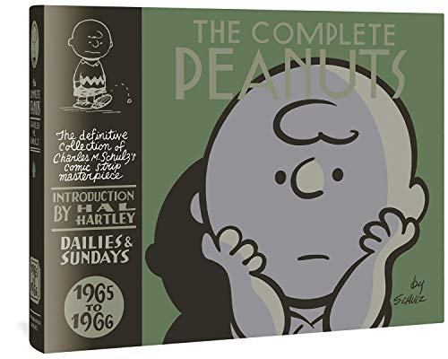 9781560977247: The Complete Peanuts 1965-1966