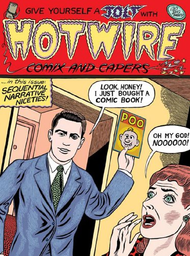 Hotwire Comix and Capers: Head, Glenn