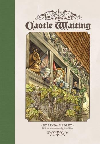 9781560977476: Castle Waiting (hardcover)