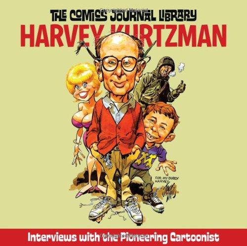 9781560977551: Harvey Kurtzman: TCJ Library Vol. 7 (The Comics Journal) (v. 7)
