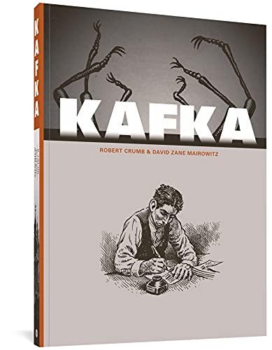 Kafka (Paperback): David Zane Mairowitz