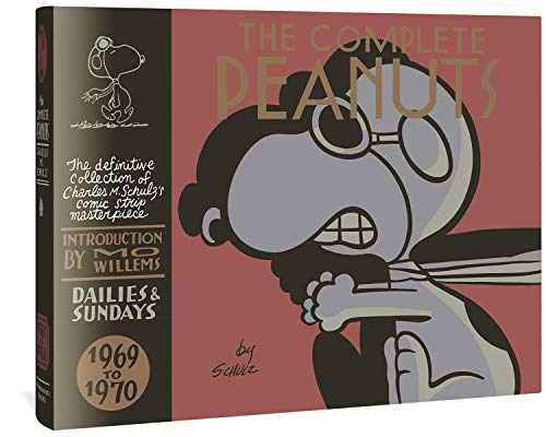 9781560978275: The Complete Peanuts Volume 10: 1969-1970: v. 10