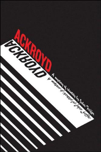 9781560978299: Ackroyd: A Mystery of Identity