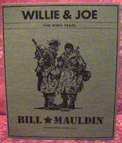 9781560978381: Willie & Joe: The World War II Years