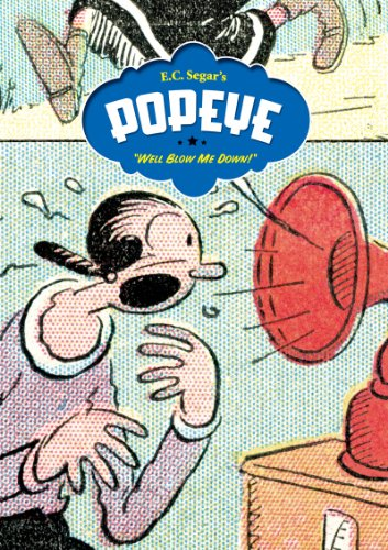 9781560978749: Popeye, Vol. 2: Well Blow Me Down!