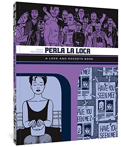 Perla La Loca (Love and Rockets): Hernandez, Jaime