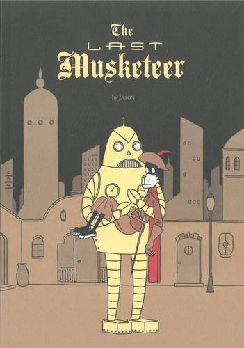 9781560978893: The Last Musketeer