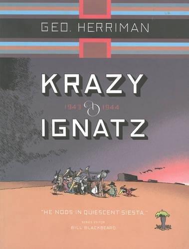 9781560979326: Krazy and Ignatz, 1943-1944:
