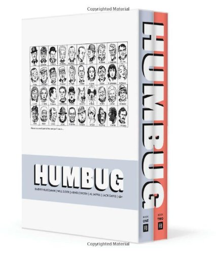 Humbug (2 Volume Set) (156097933X) by Harvey Kurtzman; Jack Davis; Will Elder; Al Jaffee; Arnold Roth