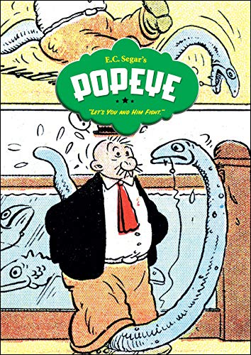 9781560979623: Popeye, Vol. 3: Let's You and Him Fight!