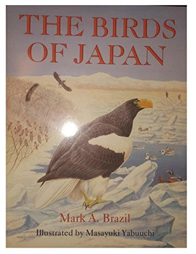 Birds of Japan: Brazil, Mark A.