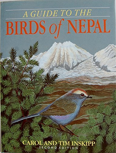 9781560980971: A Guide to the Birds of Nepal