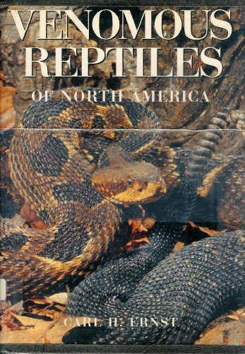 9781560981145: Venomous Reptiles of North America