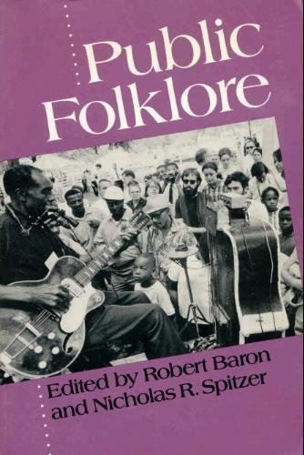 9781560981176: Public Folklore (Publications of the American Folklore Society)