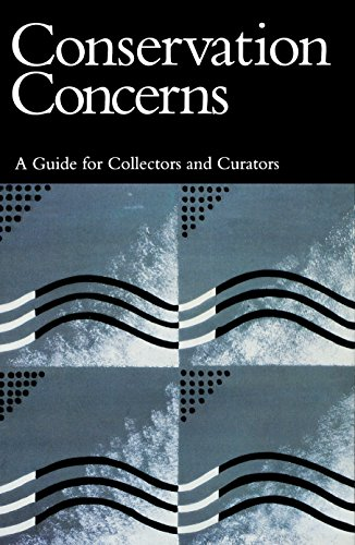 9781560981749: Conservation Concerns: A Guide for Collectors and Curators