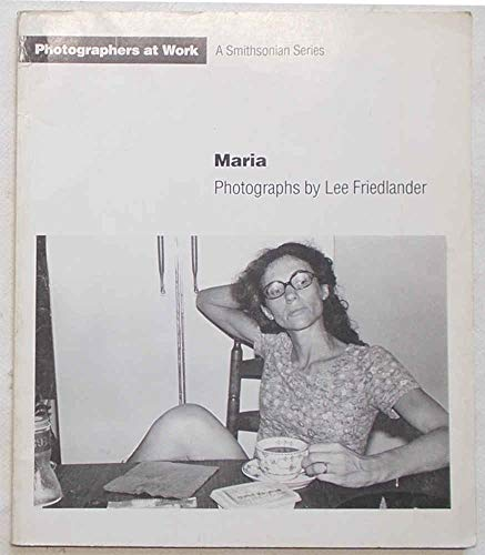 9781560982074: Maria (Photographers at Work)