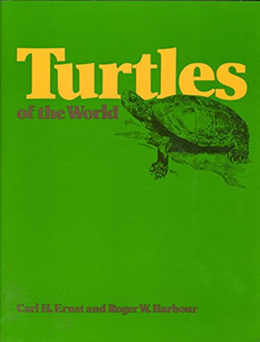 9781560982128: Turtles of the World