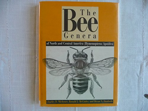 The Bee Genera of North and Central: McGinley, Ronald J.,