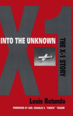 9781560983057: Into the Unknown: The X-1 Story