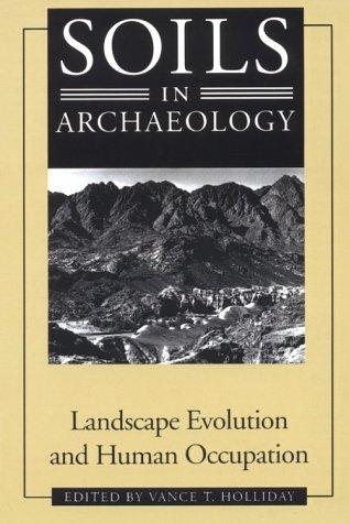 9781560983088: SOILS IN ARCHAEOLOGY PB