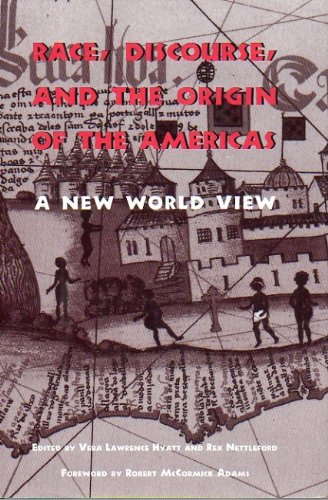 9781560985075: Race, Discourse, and the Origin of the Americas: A New World View