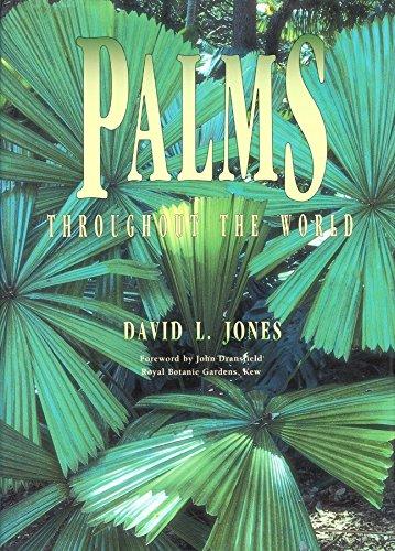 Palms Throughout the World: Palms Throughout the World: David L Jones, DL Jones, John Dransfield,