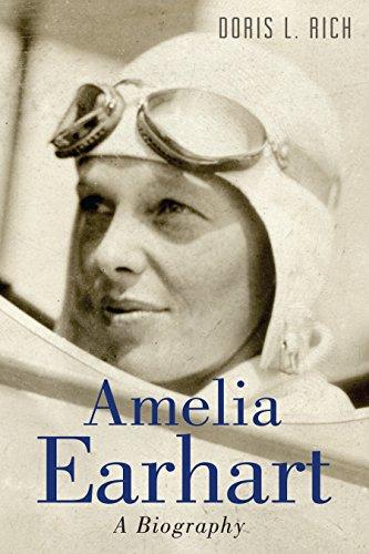 9781560987253: Amelia Earhart