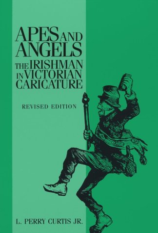 9781560987338: Apes and Angels : The Irishman in Victorian Caricature