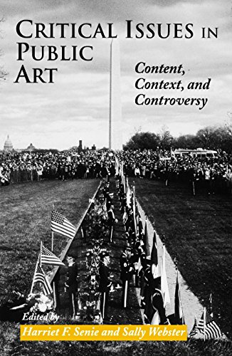 9781560987697: Critical Issues in Public Art: Content, Context, and Controversy