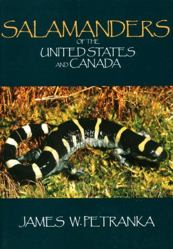 9781560988281: Salamanders of the United States and Canada