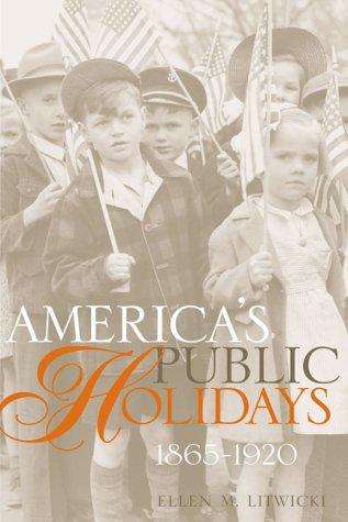 9781560988632: America's Public Holidays