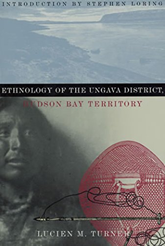 9781560989653: Ethnology of the Ungava District, Hudson Bay Territory (Classics of Smithsonian Anthropology)