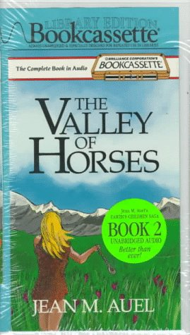 The Valley of Horses (Earth's Children® Series) (1561000221) by Auel, Jean M.