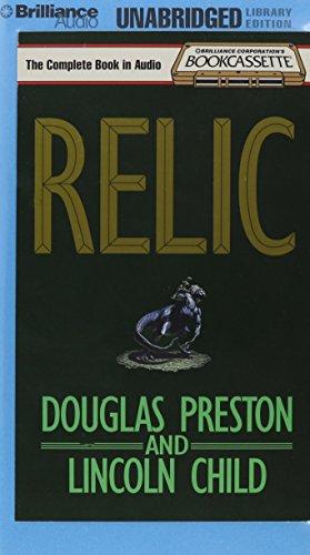 9781561002306: Relic (Pendergast)