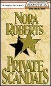 9781561005093: Private Scandals (Bookcassette Edition)