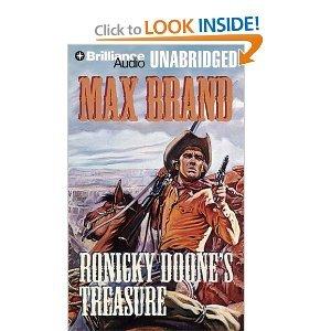 Ronicky Doone's Treasure (Doone Series) (9781561006632) by Max Brand