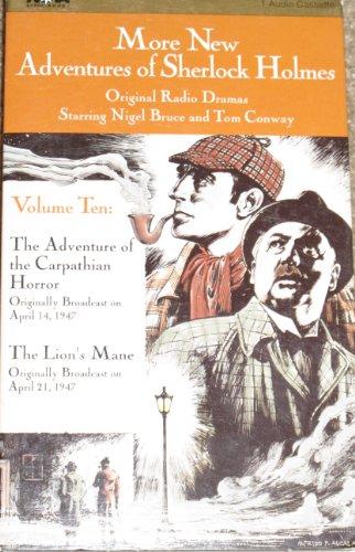 More. . . Sherlock Holmes: Vol. 10 (Sherlock Holmes Series)
