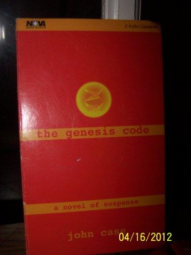 The Genesis Code (Nova Audio Books) (1561009784) by John Case