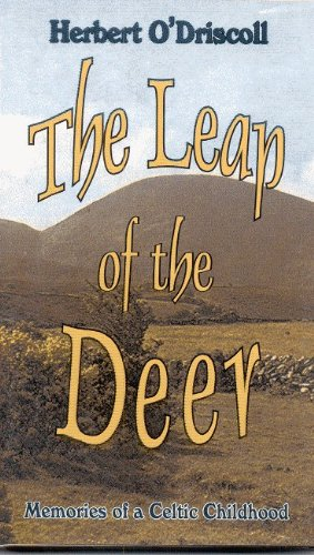 9781561010936: The Leap of the Deer: Memories of a Celtic Childhood