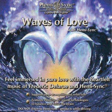 9781561023578: Hemi-Sync Binaural Beat CD: Waves of Love (Metamusic, Metamusic)