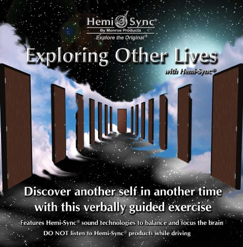 9781561025329: Exploring Other Lives with Hemi-Sync