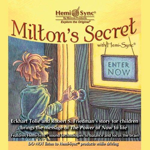 9781561025343: Milton's Secret with Hemi-Sync