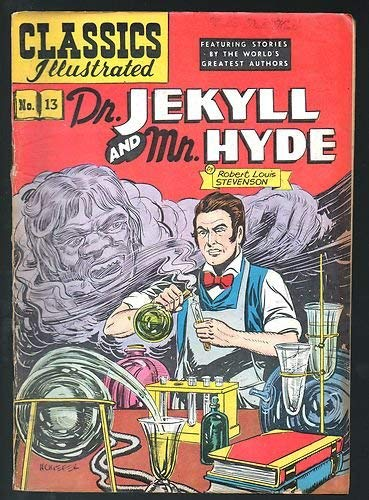 9781561034208: Dr. Jekyll and Mr. Hyde (Lake Illustrated Classics, Collection 1)